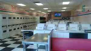 Luigis Pizzeria and Pj's Laundromat London Ontario image 2