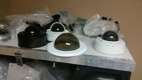 Axis Secuirty Cameras Several Models & Kinds