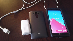 Lg g4 mint condition otterbox since day one
