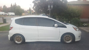 2009 Honda Fit sport Hatchback