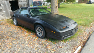 1989 trans am gta rust free ttop 350 corvette v8 auto new tires