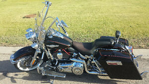 One off a kind softail