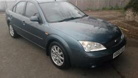 Ford Mondeo 2.0 2002 Zetec, 5 door hatchback
