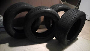 Four Continental Tire, Size: P205/55 R 16 89H