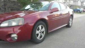 Pontiac Grand Prix-Great Car with set of extra winter tires