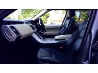 2016 Land Rover Range Rover Sport 3.0 SDV6 (306) HSE 5dr Automatic Diesel 4x4