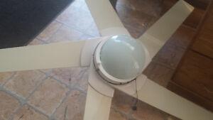 50inch modern ceiling fan