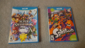 Nintendo Games, Wii and Wii U