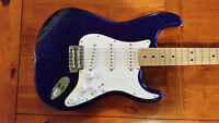 Fender Strat for Blues Junior
