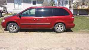 2005 Dodge Grand Caravan Stow and Go
