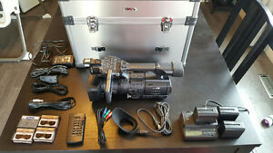 Sony HDR-FX1 HDV 1080i Video Camcorder with Sony Hard Case