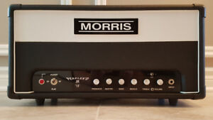 MORRIS PERPLEX'D JR 15, hand-wired Marshall inspired head.