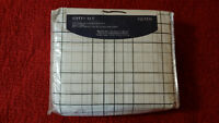brand new never used queen sheet set