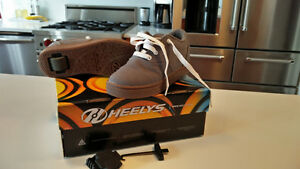 Heelys- youth shoes with wheels