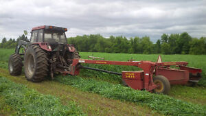 Round Baling/ Wrapping