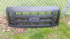 Front grill from 2008 Ford F250