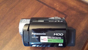 Camera Video Panasonic SDR-H80 60 Gigs