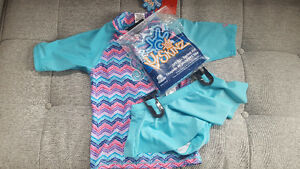 Brand New UV SKINZ 3-Piece Set Size 7