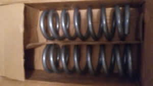 1997 to 2003 f150 2wd 2 inch lift coil springs new..