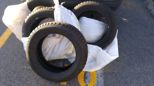 4 winter tires for sale 300$