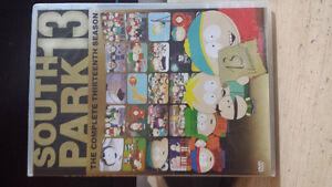DVD South Park Season 13