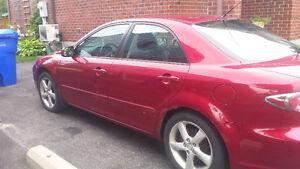 2006 Mazda6 Sedan V6 model