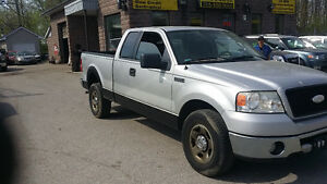 Price Reduced-2006 Ford F-150 Pickup Truck 4x4