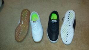 Nike Spike less golf shoes