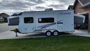2012 Jayco Jay Feather Ultra Lite X20E