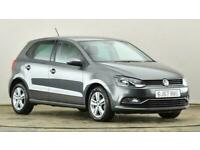 2017 Volkswagen Polo 1.2 TSI Match Edition 5dr Hatchback petrol Manual