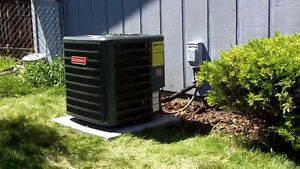 Air conditioners- furnaces-Lowest prices in Windsor-Rent or Buy