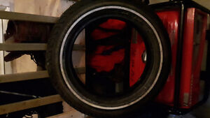 Harley tire