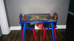 Play Table with Chairs