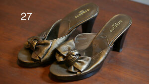Women's Designer Shoes sz 7-9 (19-27)