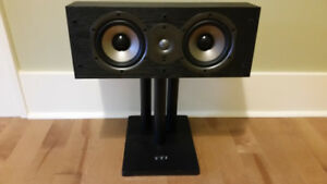 Polk CS10 Center Speaker With Stand