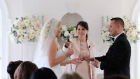 Wedding Officiant / Minister, Marriage registration $150