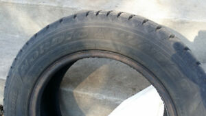 (Qte 4) Pneus d'hivers 205/60r15 GOODYEAR Nordic Winter Tires