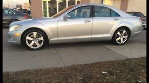 2008 Mercedes-Benz S-Class CLEAN FULLY LOADED AIR SUSPENSION NAV