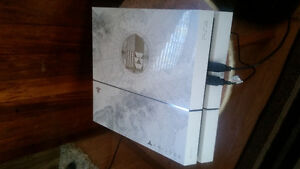 PS4 limited edition console/w 2tb upgraded HD