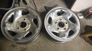 2nd gen 1500 dodge ram rims