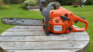 HUSQVARNA 450e SERIES GAS CHAINSAW