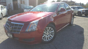 2010 Cadillac CTS AWD Sedan - MINT! CERTIFIED & E-TESTED!