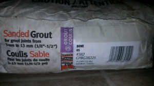 Grout for sale