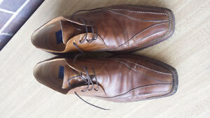 mens leather dress shoes Rossi ,made in Italy