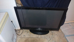 42 inch Smart TV for sale in a 55 inch plasma for sale