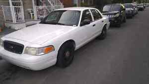 Crown victoria 2006 police pack