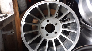 Various sets of wheels for sale