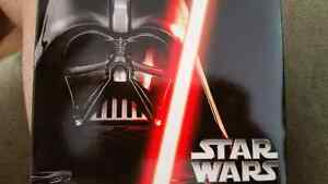 Star wars 1 to 7 on DVD