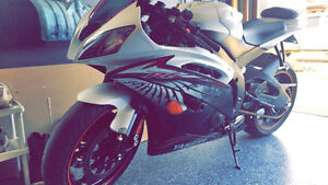 2012 Yamaha R6 Bike