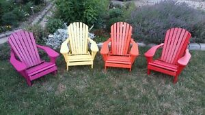 Child's Adirondack Chairs